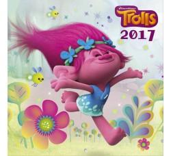 Trolls - Calendario Ufficiale Official 2017