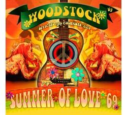 Woodstock -  Calendario UFFICIALE 2017 - Contiene POSTER