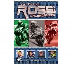 Valentino Rossi Calendario  2018