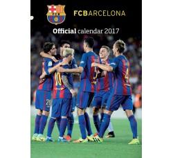 Calendario BARCELONA - Collezione 2017