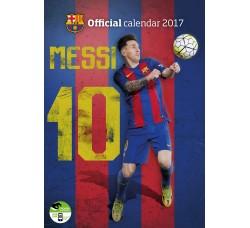 MESSI  - Official Calendario  2017