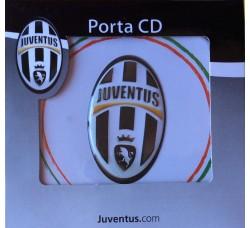 Juventus - Porta Cd Ufficiale di latta - 20 Cd - AL-28
