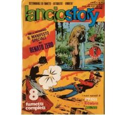 Lancio Story - n° 19 - 14 Maggio Anno 1979 - Inserto Renato Zero
