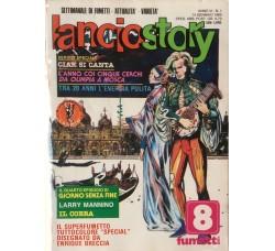 Lancio Story - n° 1-  1 Gennaio 1980