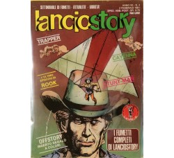 Lancio Story - n° 4 - 2 Febbraio 1981