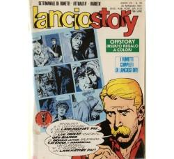 Lancio Story - n° 20 -  25 Maggio  - Anno 1981