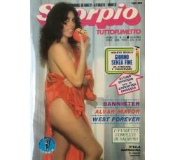 Stella Carnacina - Skorpio - n° 19 -  20 Maggio - Anno 1983