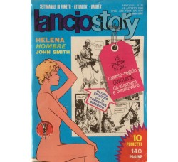 Lancio Story - n° 32 -  16  Agosto  - Anno 1982