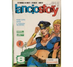 Lancio Story - n° 5 -  9 Febbraio  - Anno 1987