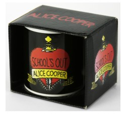 Alice Cooper - Shool's Out - Mug - Tazza Official