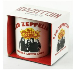 Led Zeppelin - Whole Lotta Love (Tazza) Official