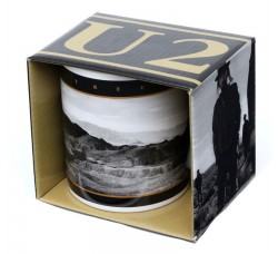 U2 - Logo Band Mug - Tazza Official