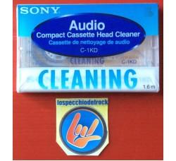 Sony - Cassetta di pulizia testine Audio