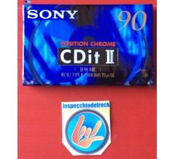 Sony - Musicassetta Min 90 Crome  - 1 Pz