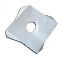 10° Manicotti Carta per LP Colore Bianco