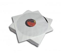 25 Manicotti Carta + Velina Antistatica per LP