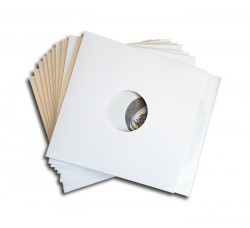 Copertina Cartone  per LP Colore Bianco