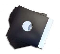 10° Manicotti Carta per LP Colore Nero