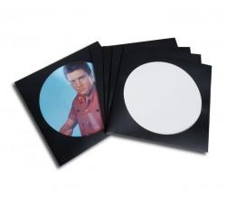 Copertina per Picture disc Colore Nero