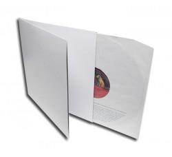 Copertina deluxe doppio LP - Colore Bianco