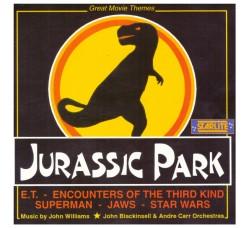 Jurassic Park - great movie themes - MAN-18