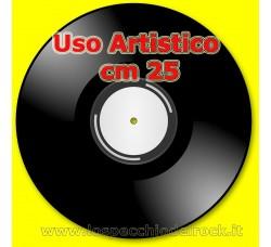 """Vinile formato 10"""" Uso Artistico cm 25"""