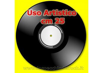 """Dischi Vinili  per Uso Artistico - Formato 10"""" - Cm 25"""