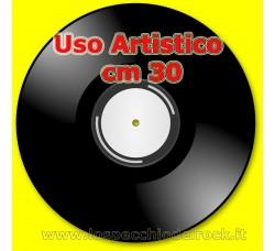 """Vinile formato 12"""" Uso Artistico cm 30"""